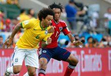 Бразилия — Колумбия: результат футбольного поединка, 7 сентября