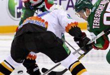 Северсталь — Ак Барс: результат хоккейного поединка, 3 сентября