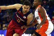 Барселона — Жальгирис: результат баскетбольного поединка, 10 ноября