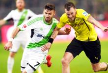Боруссия Д — Вольфсбург: результат футбольного поединка, 18 февраля