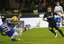 Интер — Сампдория: результат футбольного поединка, 3 апреля