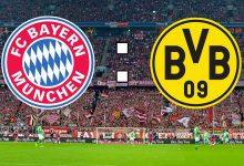 Прогноз на Бавария — Боруссия Д, Футбол