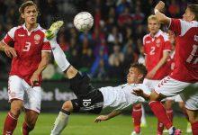 Дания — Германия: результат футбольного поединка, 6 июня