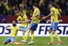 Швеция — Франция: результат футбольного поединка, 9 июня