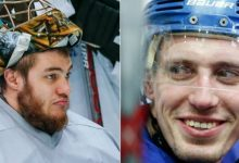От игр по хоккею временно отстранены два игрока сборной Украины