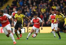 Прогноз на Уотфорд — Арсенал, Футбол