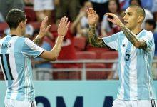 Аргентина — Венесуэла: результат футбольного поединка, 6 сентября